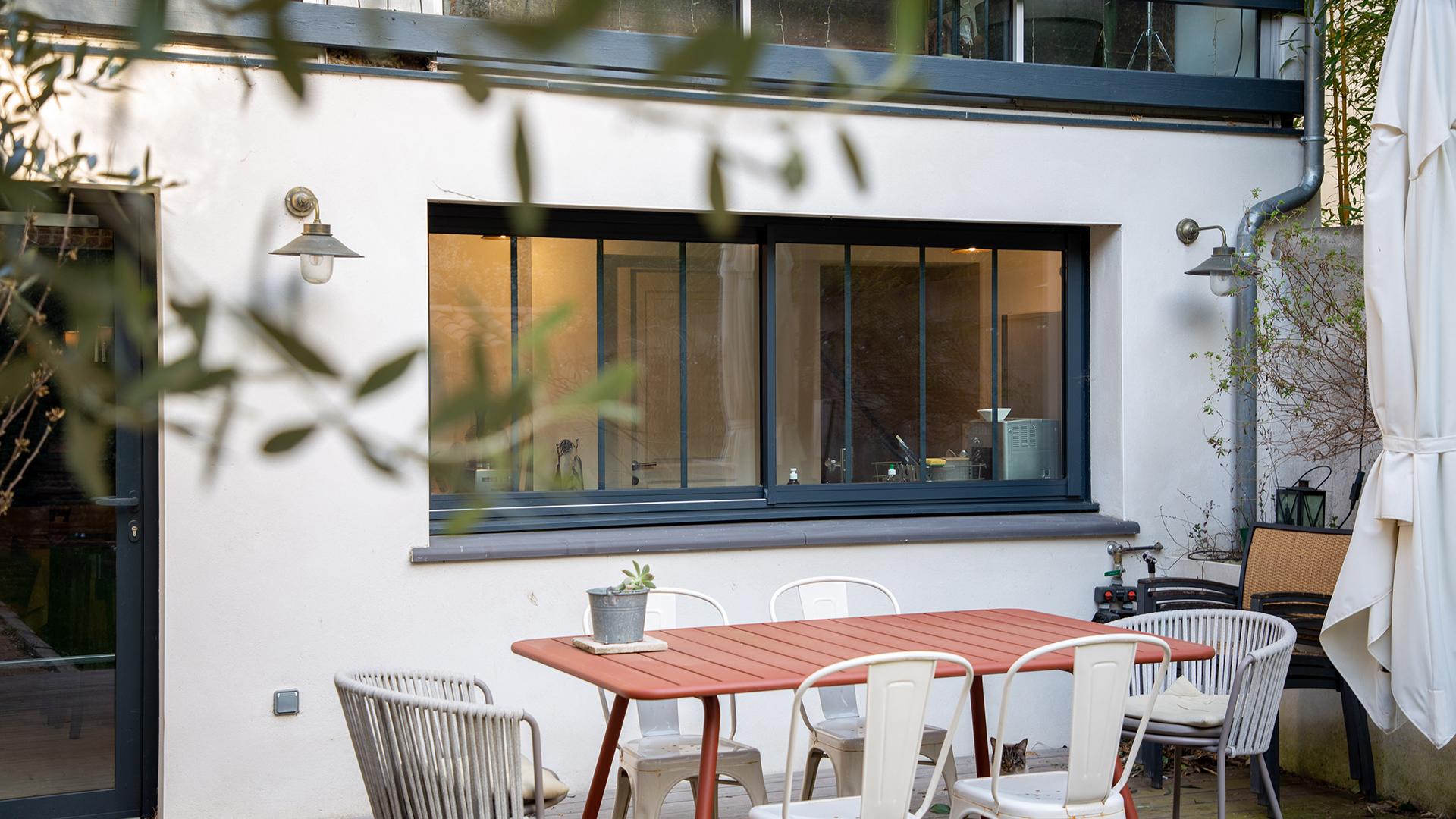 Menuiserie Hors d'Air Toulouse fenêtre et porte fenêtre aluminium
