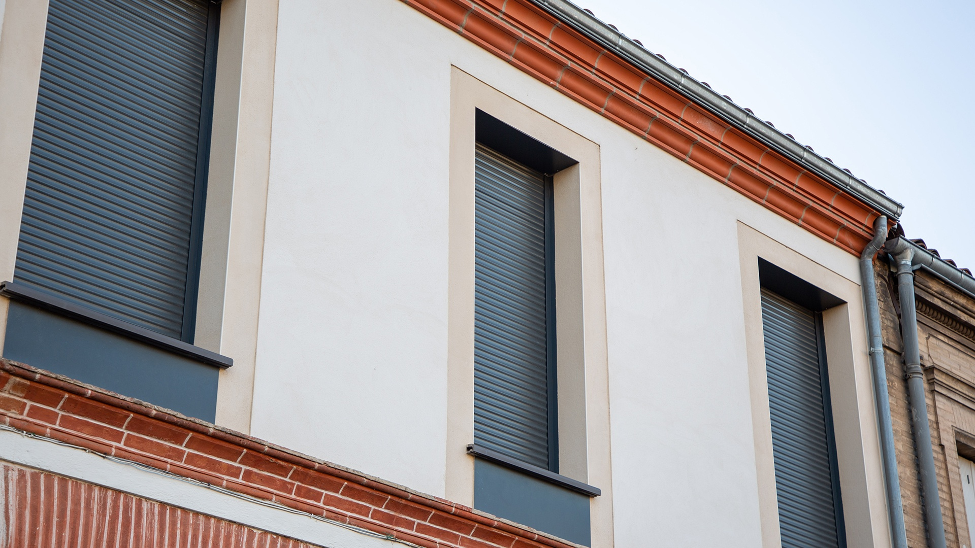 Volets roulants sur-mesure Toulouse Hors D'air